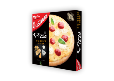 "Pizza Gustavo Four Cheese <font class=""aku-hidden-g"">
