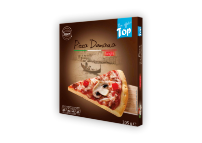 "Pizza Domana Funghi (Mushrooms)  |  box <font class=""aku-hidden-g"">