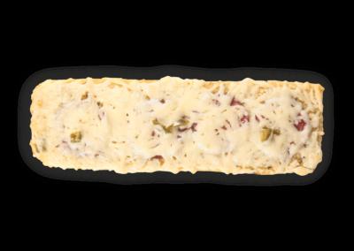 "Craft Baguette with mozzarella cheese and salami<font class=""aku-hidden-g"">| 125/105g</font>"